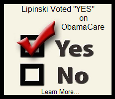 Lipinski Voted YES To ObamaCare
