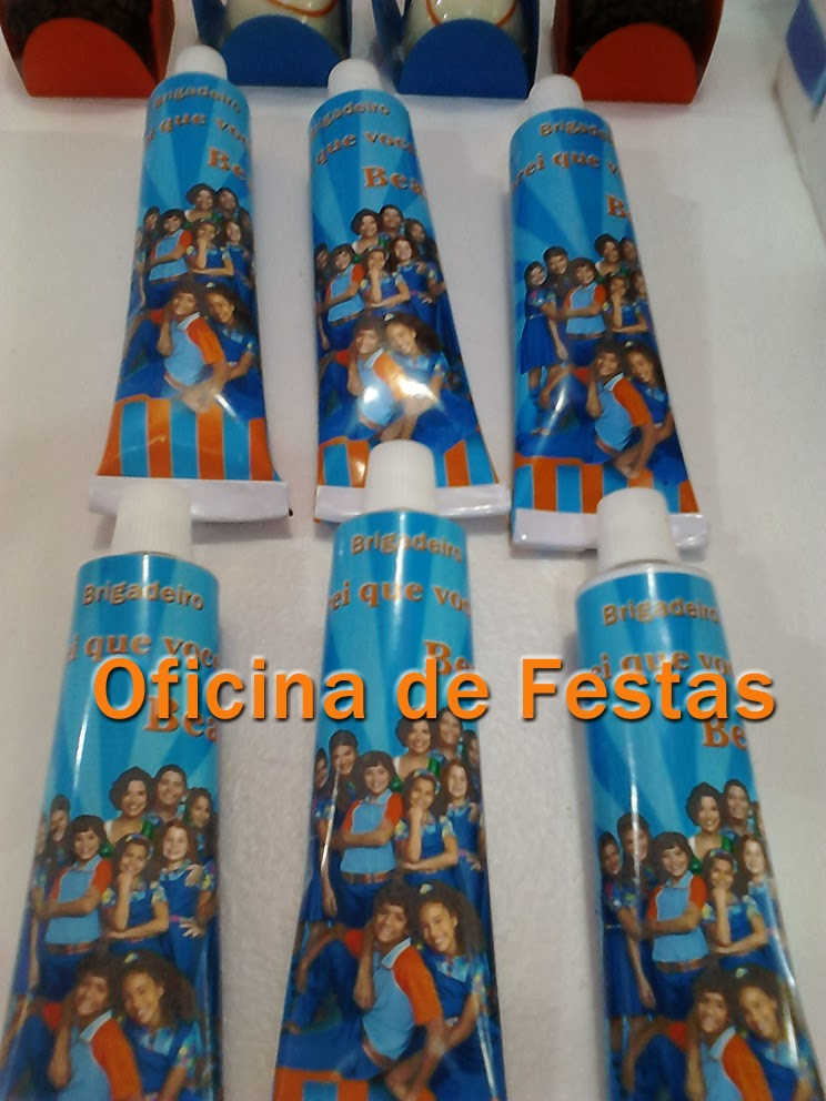 Sheila Moura~ Decoracao Festa Chiquititas