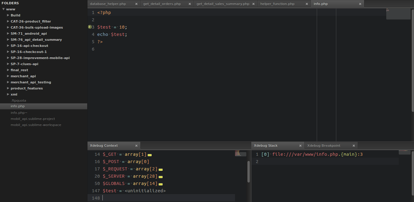 how to run html sublime text
