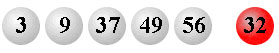 USA Powerball Winning Numbers 9 November
