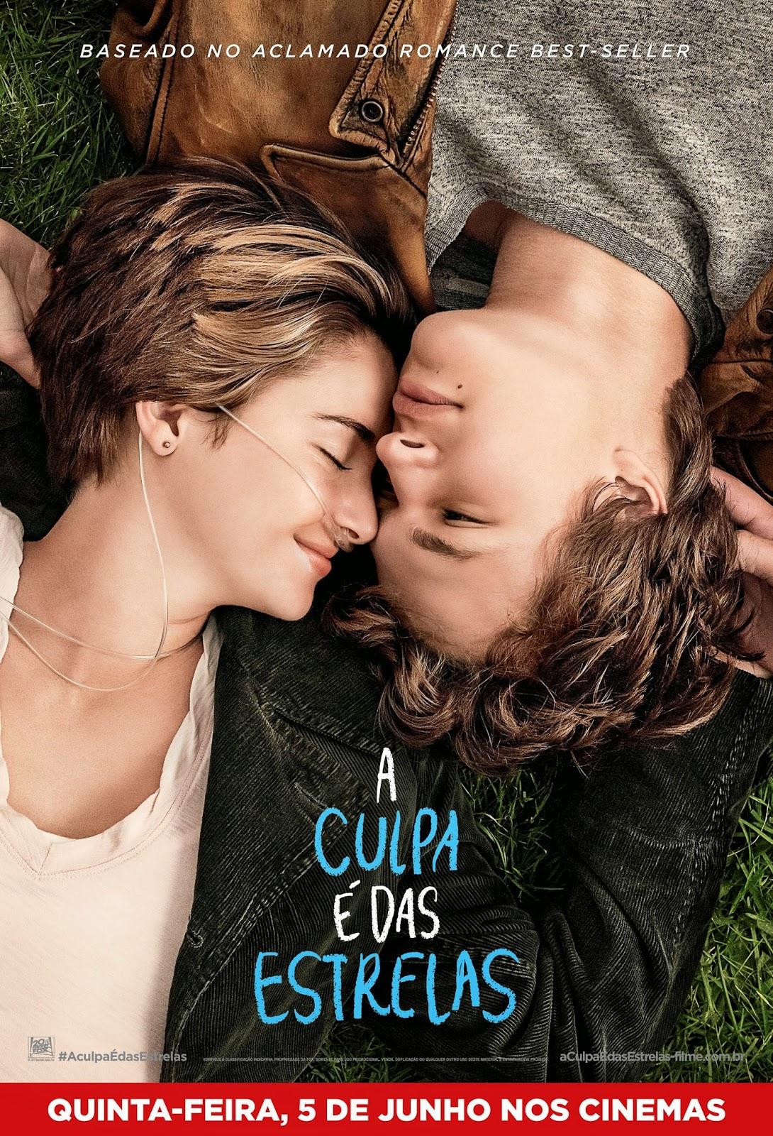 Promoção Ingressos do filme A Culpa é das Estrelas