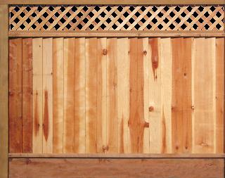 Деревянный забор. Фото 104