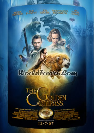 Poster Of The Golden Compass (2007) Full Movie Hindi Dubbed Free Download Watch Online At Downloadingzoo.Com