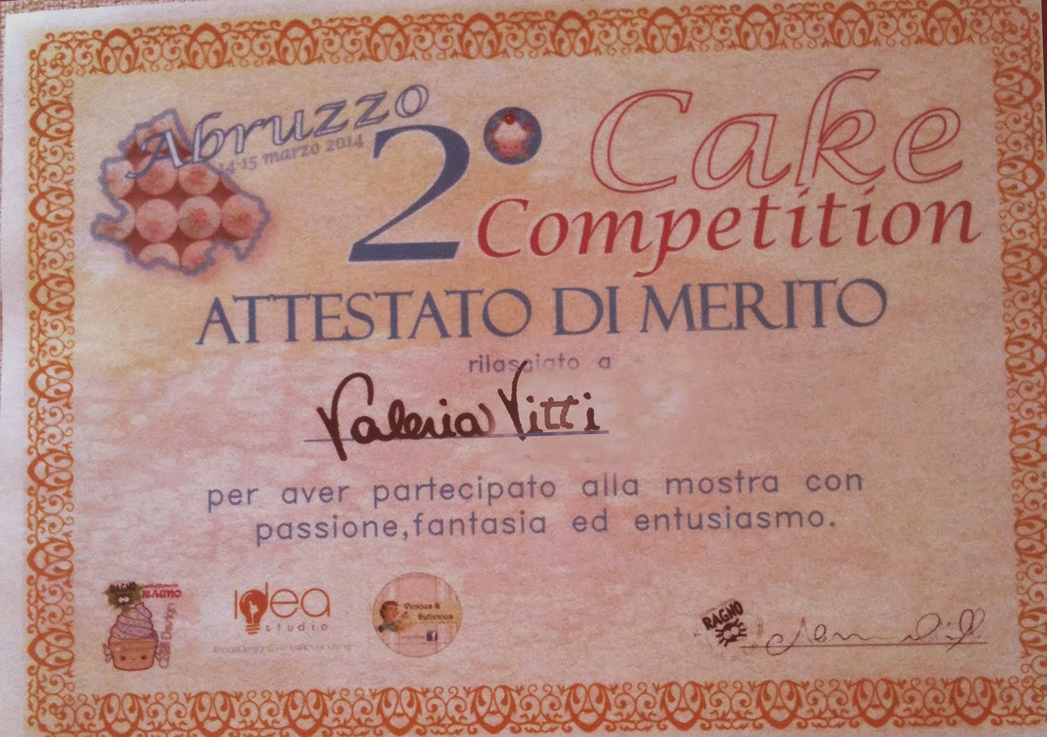 Le mie Competitions!!