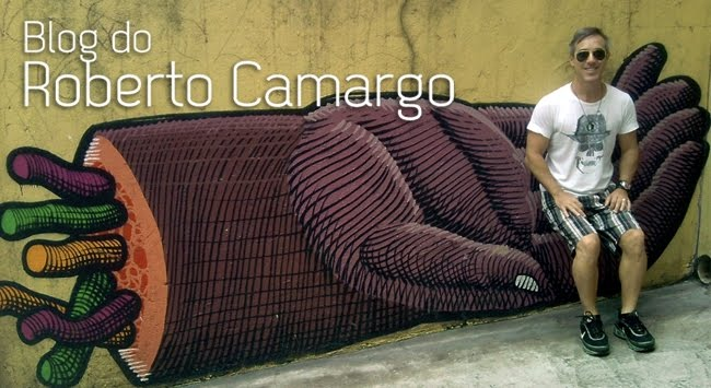 BLOG DO ROBERTO CAMARGO