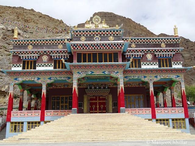 Kaza Monastery, Kaza, Spiti