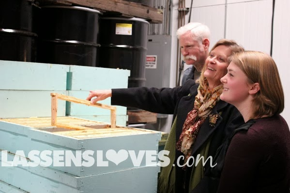 Bennetts+honey