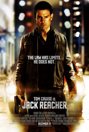 Jack Reacher – O Último Tiro (2012) BDRip & BluRay   Torrent