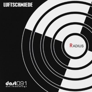 Luftschmiede - Radius EP