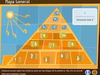 la piramide de los numeros