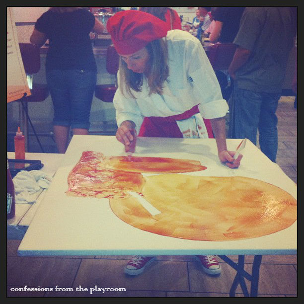ketchup artist johnny rockets