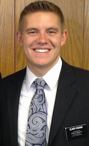 Elder Scott Higgins