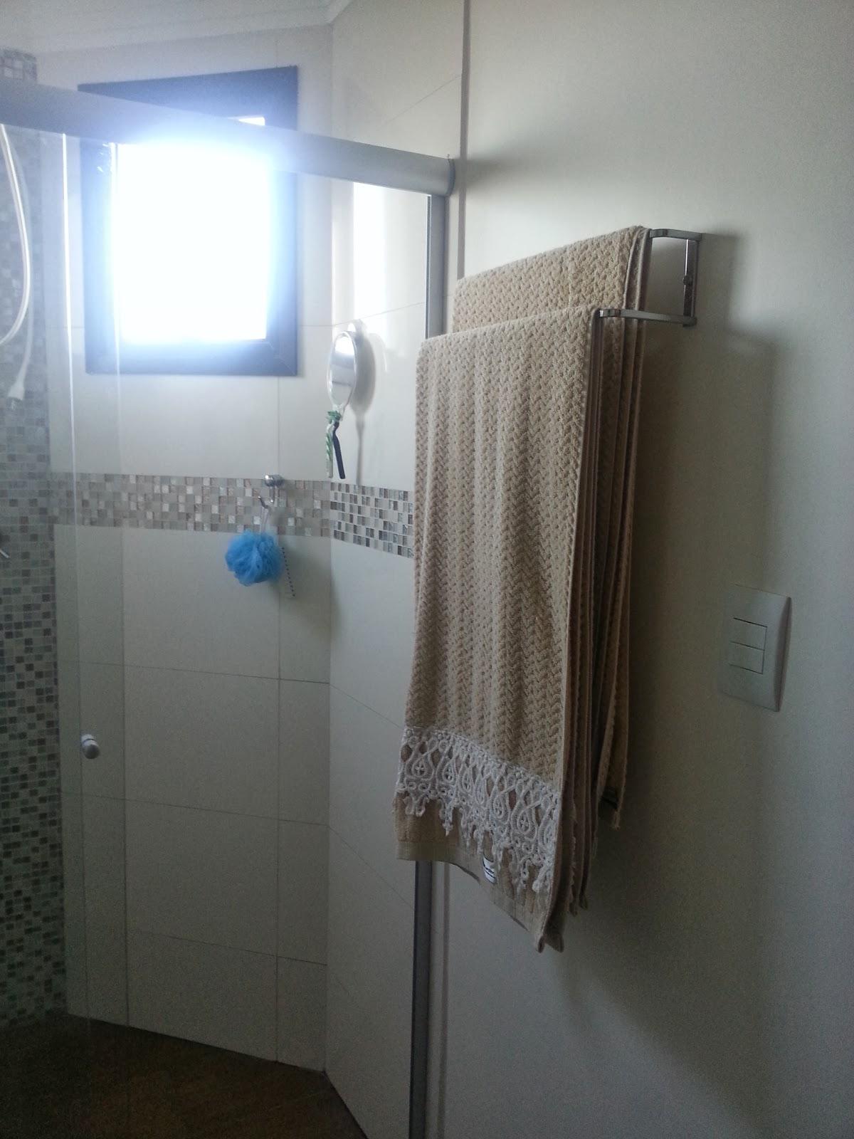 Imagens de #4D617E Sim senhora mãe!: Apê Pronto: Banheiros 1200x1600 px 3698 Banheiros Prontos Fotos