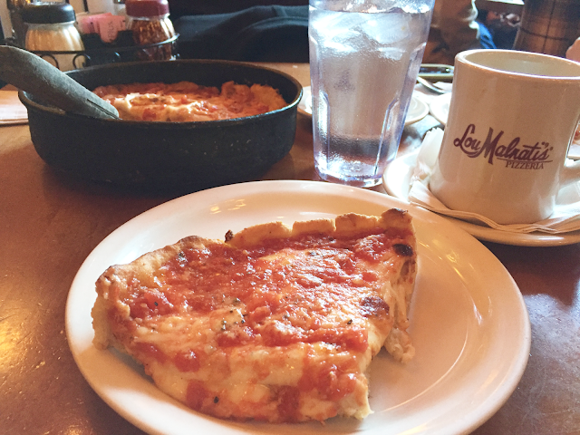 Visiting Chicago soon? Here's your guide to a weekend Deep Dish Pizza Tour!