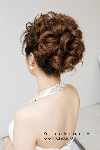sophie lau makeup and hair bridal art
