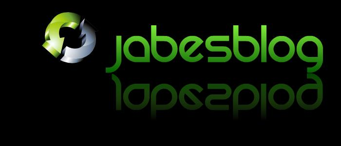 Jabesblog (follow my blog on twitter @jabesblog3000)