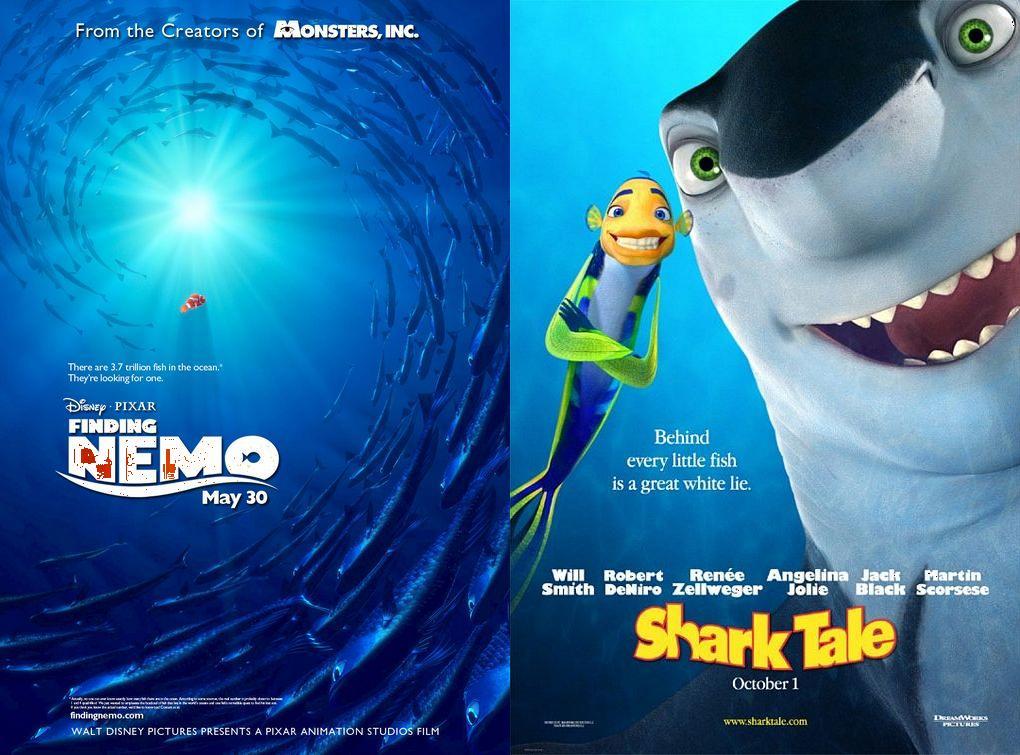 Finding nemo shark namesFinding Nemo Sharks Names