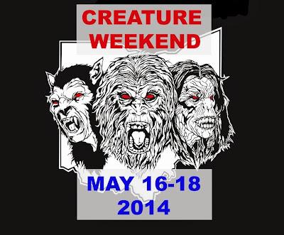 Creature Weekend 2014