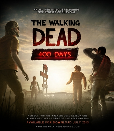 The Walking Dead 400 Days PC Full Español