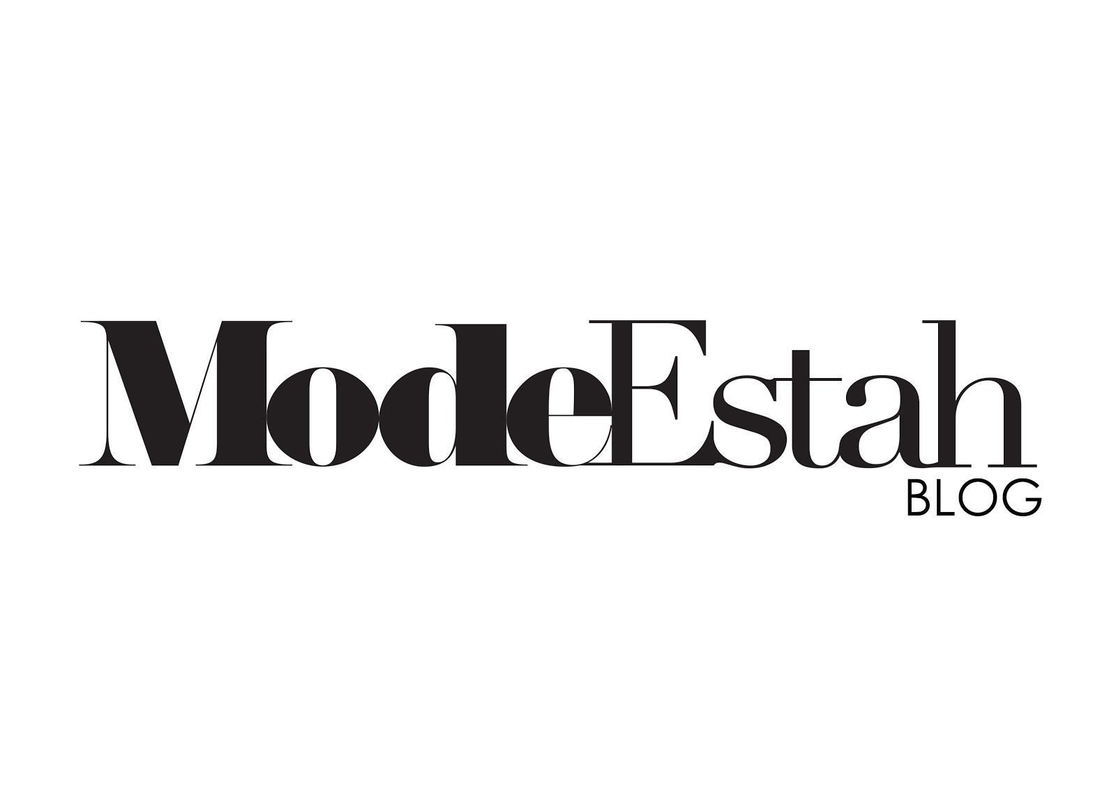 Mode Estah Blog