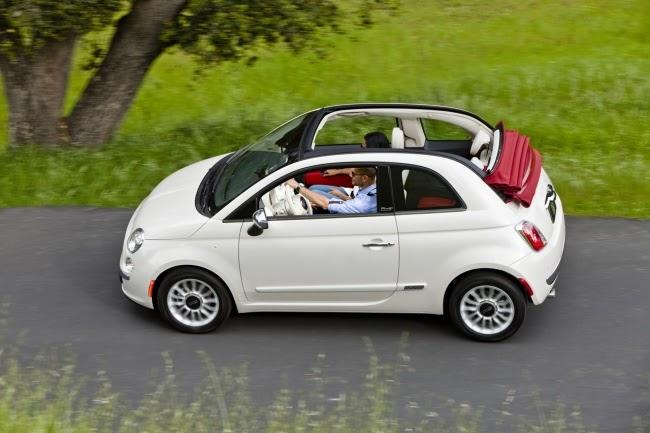 fiat returns to america 2012 fiat 500 cabrio under 20 000. Black Bedroom Furniture Sets. Home Design Ideas