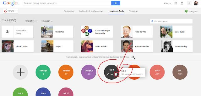 Cara Mudah Unfollow atau Berhenti Mengikuti Google Plus