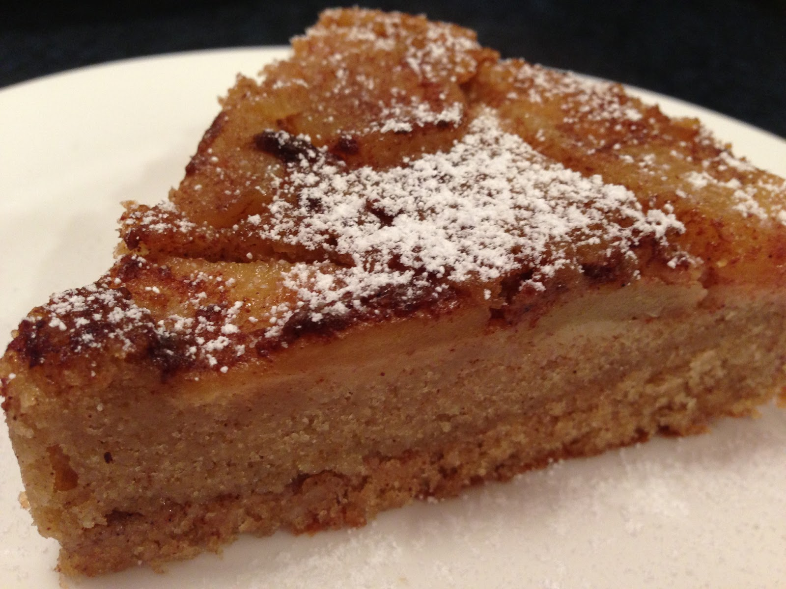Additive Free Bites: Apple & Cinnamon Upside Down Cake