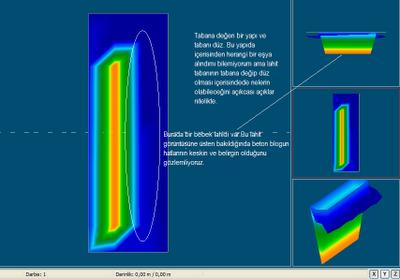 lahit mezar Sarcophagus rover c2 visualizer 3d okm