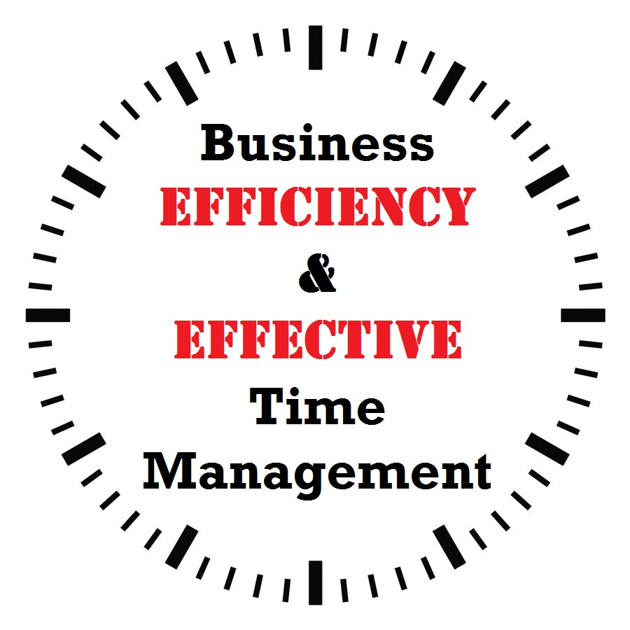 business efficiency through effective time managment