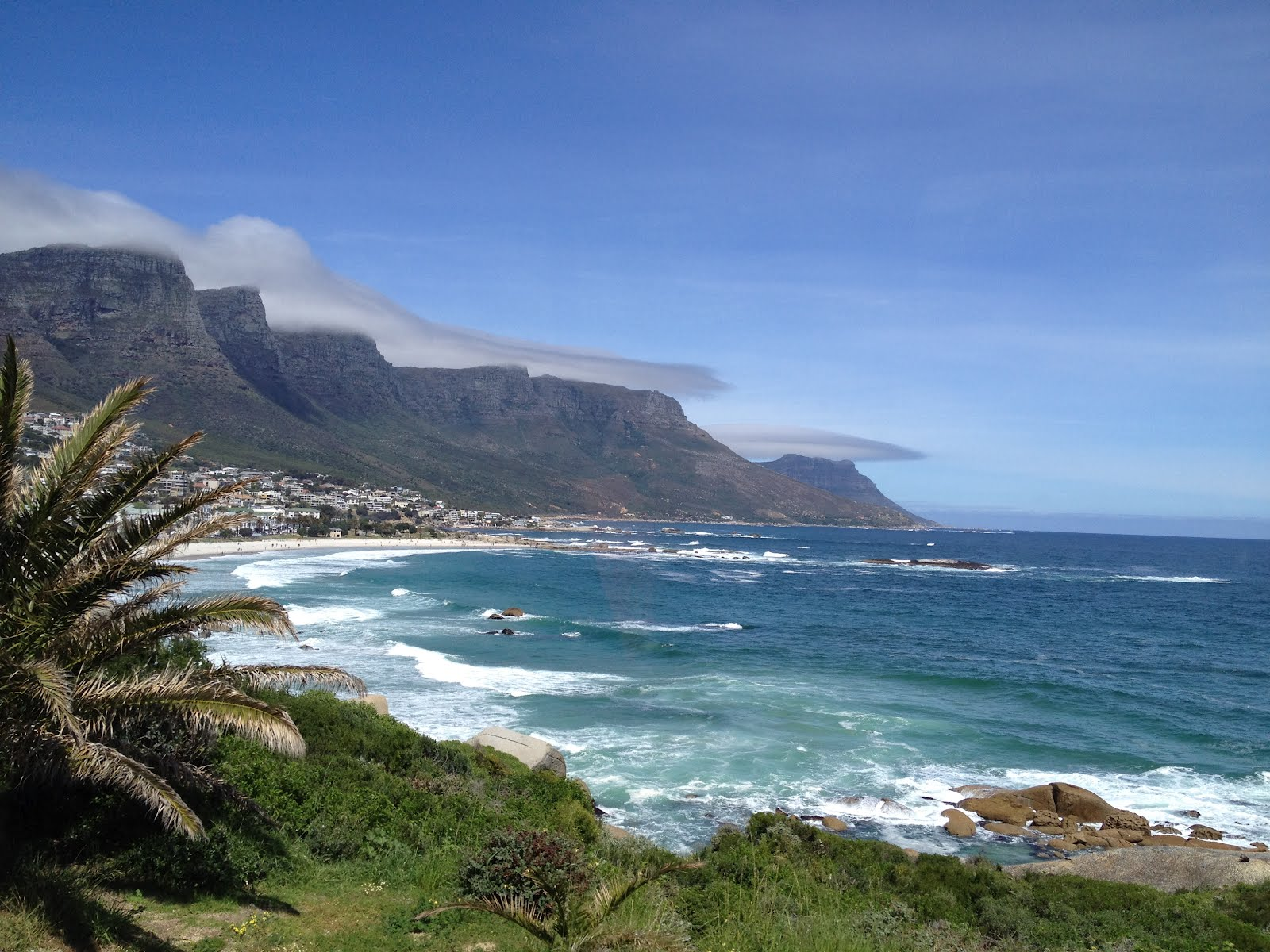 Arriving In Capetown South Africa One Of The Most Beautiful Cities On Earth