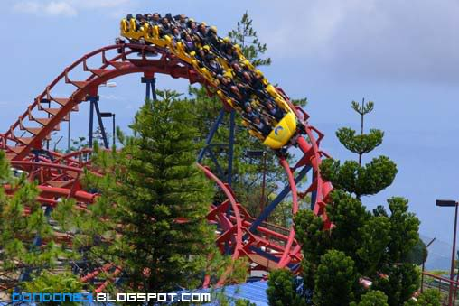 how to go to genting highland from tbs