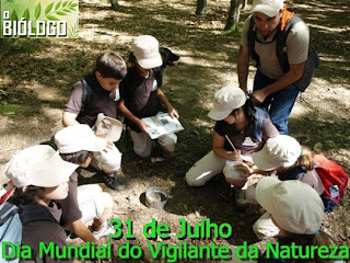dia do vigilante da natureza