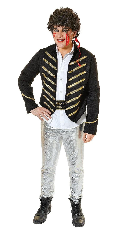 Adam Ant Dandy Highwayman Costume