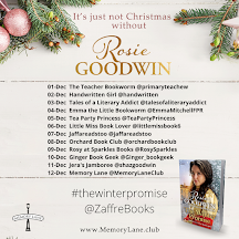 The Winter Promise Blog Tour