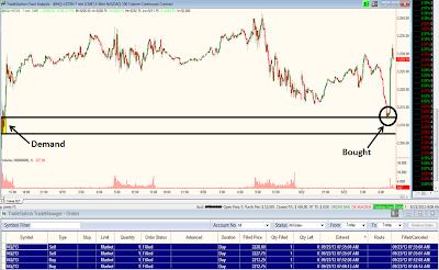 Торговля на NASDAQ 23.09.20013 Сэм Сейден (Sam Seiden)