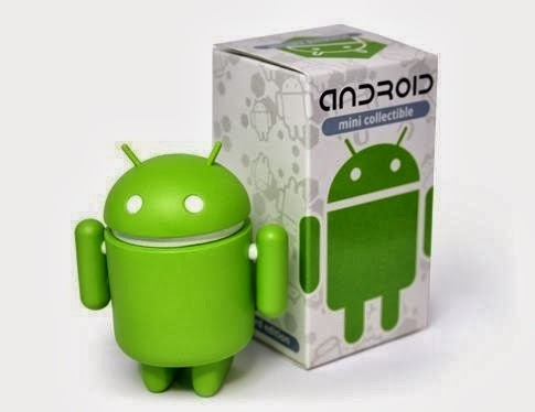 Android Mini Collectible Figure 3
