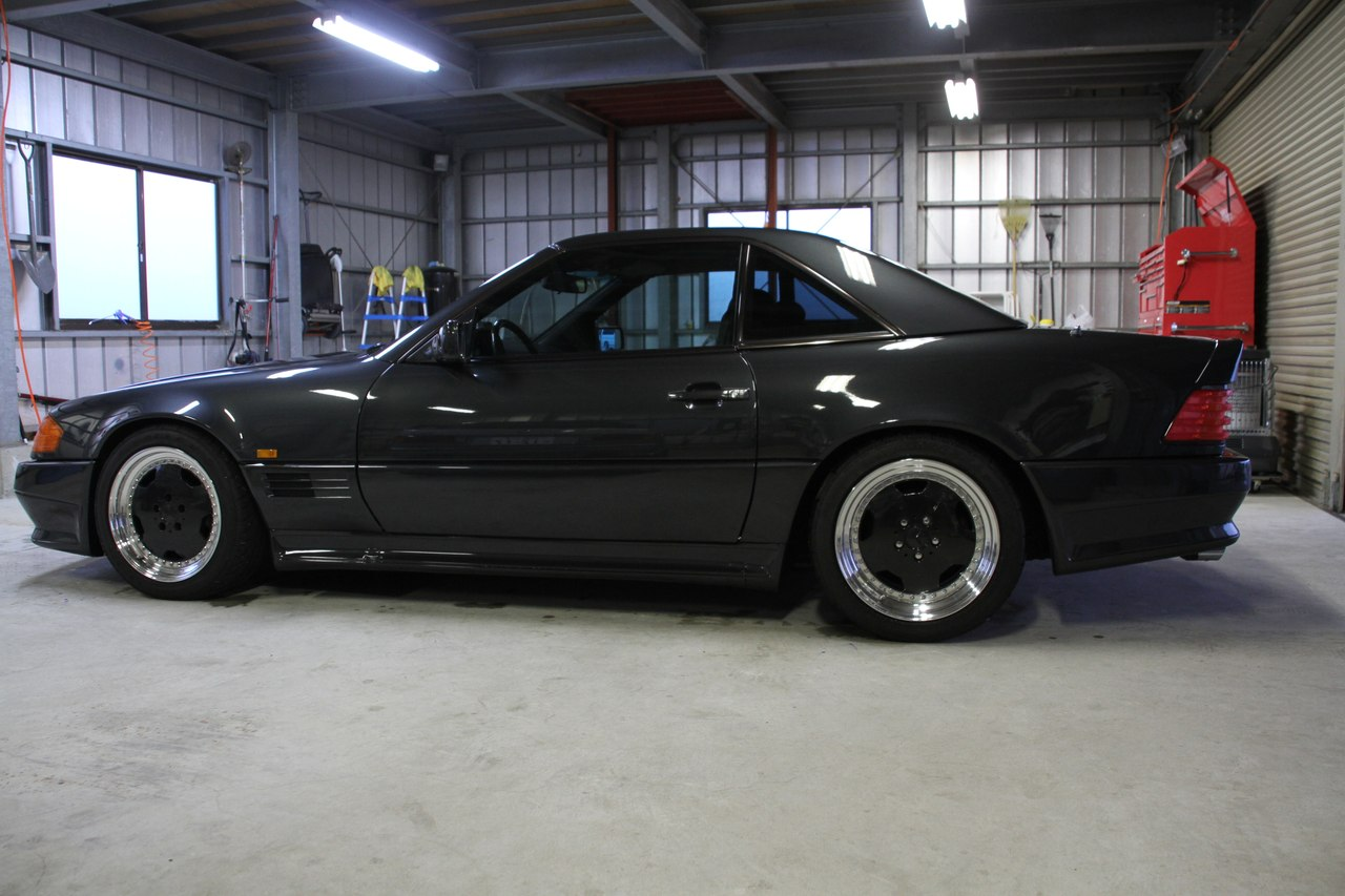 Mercedes benz r129 sl500 6 0 amg benztuning for 1992 mercedes benz sl500