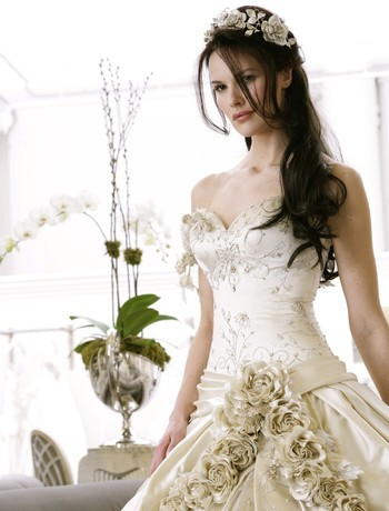 Popular Wedding Gown Image