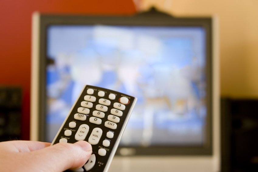 ... an adult watched TV, their life expectancy was reduced by 22 minutes.