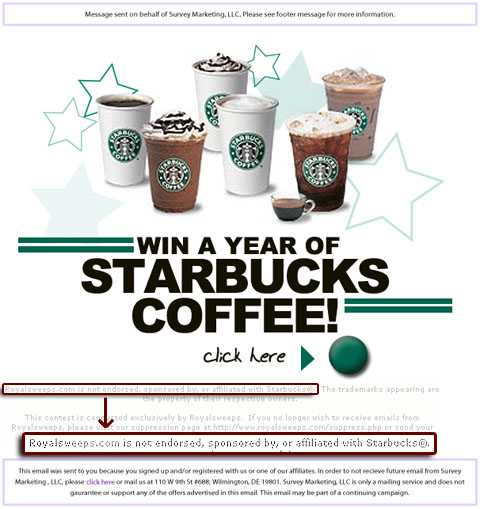 What is your Opinion of Starbucks? Tell us for a gift!