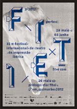 35º FITEI [2012] - CARTAZ