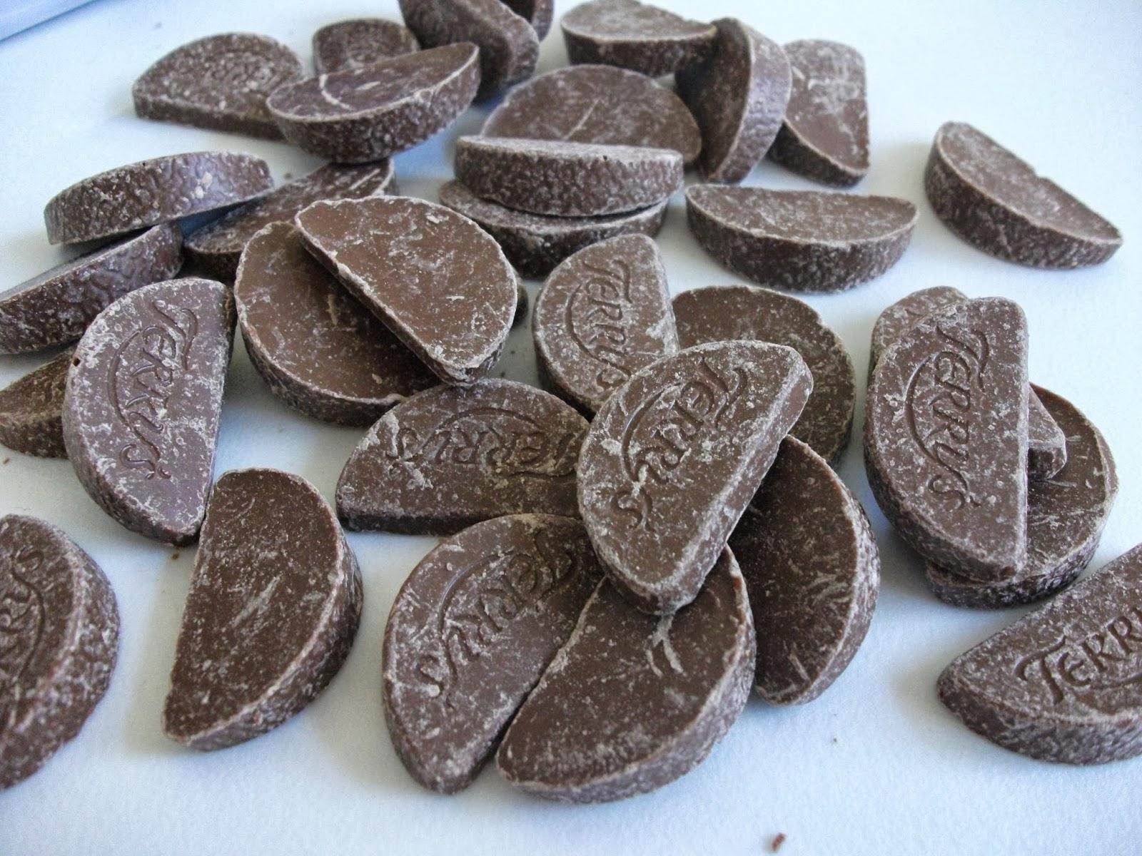 Terry S Chocolate Orange Minis Review Plus Some Nostalgia
