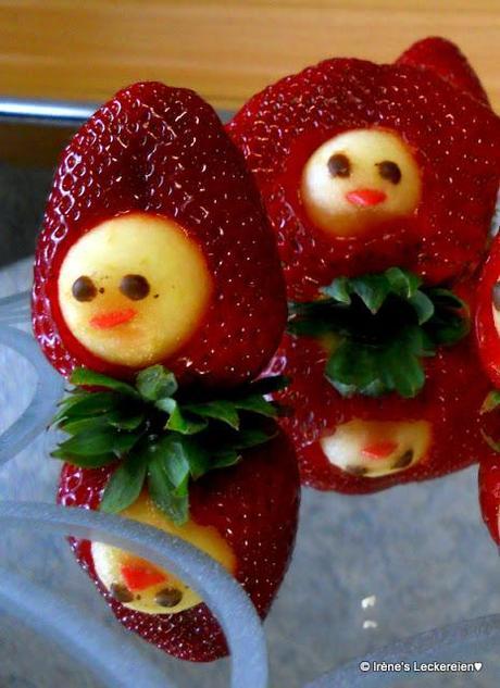 Erdbeer-Parade