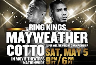 BOXING: Floyd Mayweather Jr. vs Miguel Cotto (Full Fight Card Video) Cotto