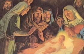 Yesus Dilahirkan di Betlehem