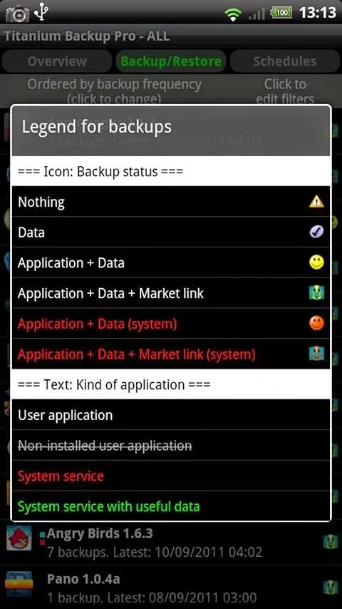 Titanium Backup Pro v7.0.1 Patched