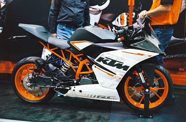 KTM RC 390 | Swaroop's Blog