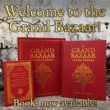 The Grand Bazaar of Ethra Van Dalia - Monsters and Merchants