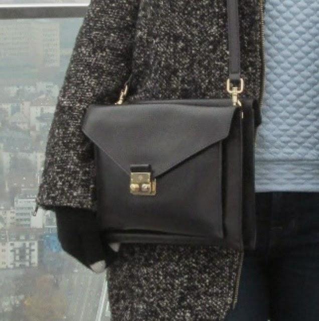 Mulberry Kensal bag black