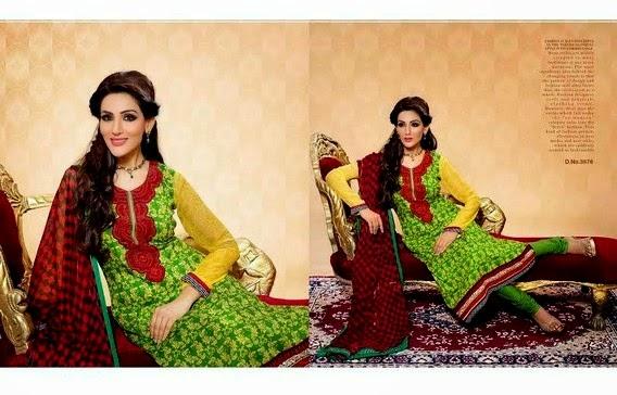 Heavy Embroidered Anarkali Dresses
